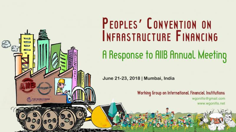 Peoples Convention on Infrastructure Financing