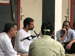 T M Krishna @ragikana