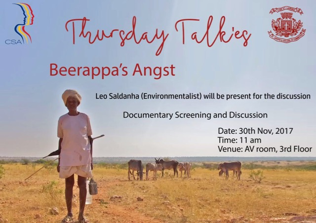 Beerappas Angst screening at Thursday Talkies