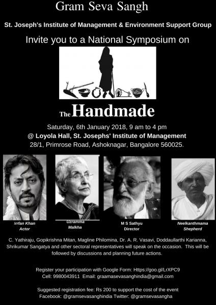Handmade Symposium Irrfan Khan