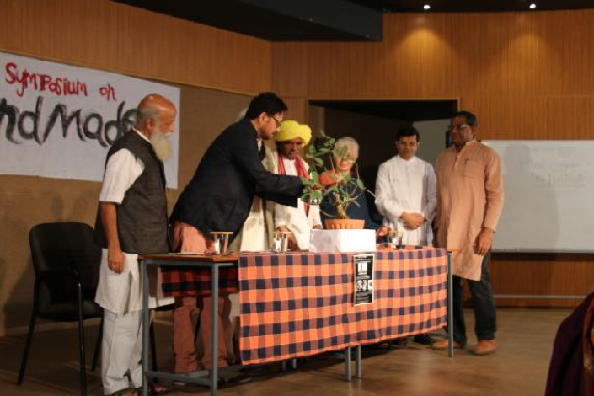 Inauguration of Handmade Symposium
