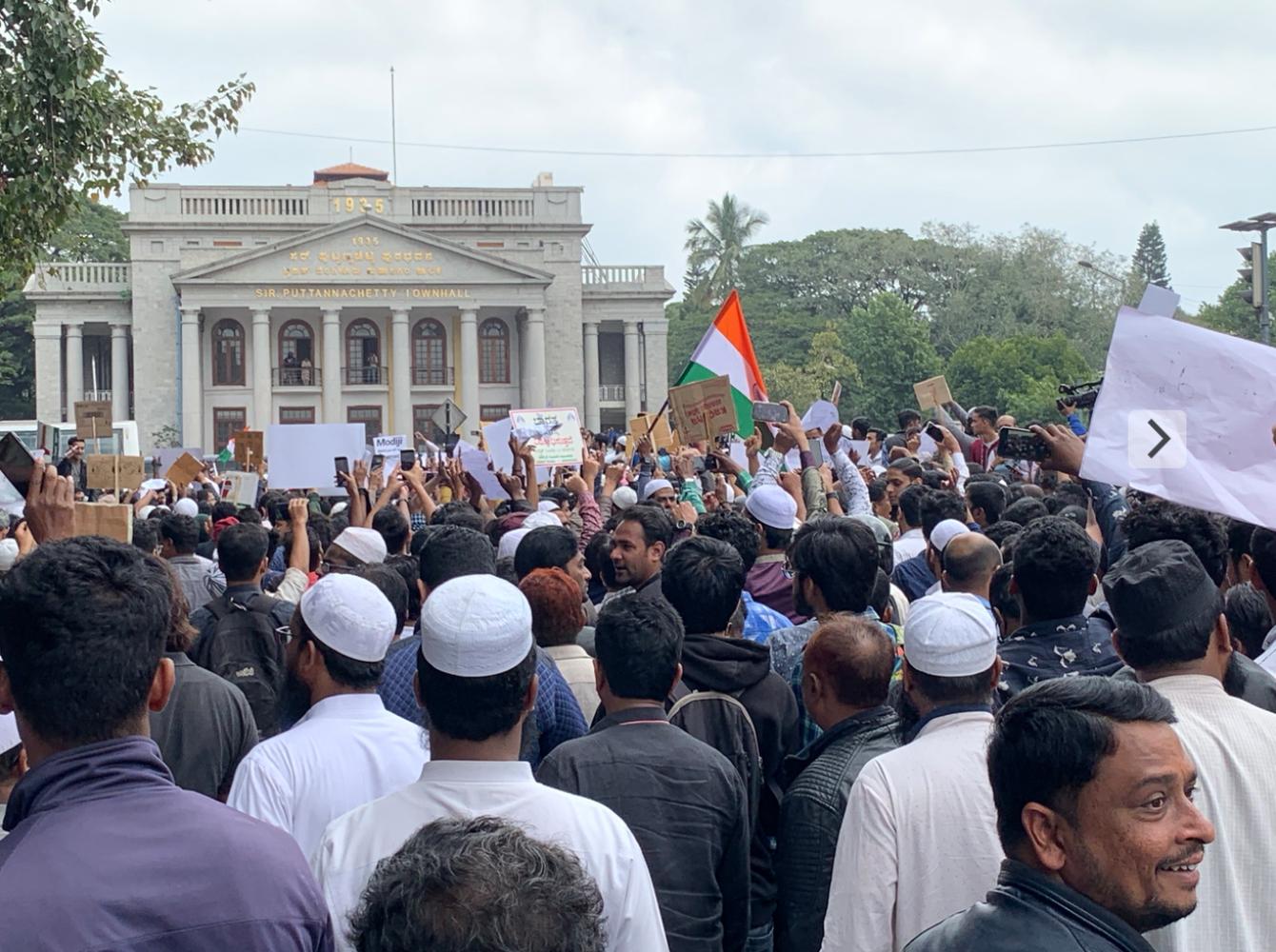 Karnataka High Court holds imposition of Sec 144 on Bengaluru as illegal