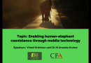 Enabling Human-elephant Coexistence Through Mobile Technology