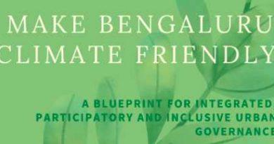 Webinar Series: Bengaluru's Climate Action Plan
